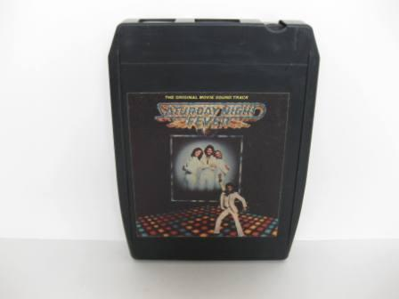 Saturday Night Fever Original Movie Sound Track (1976) - 8-Track